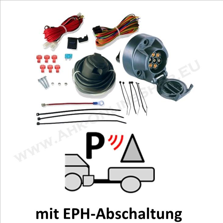 Vaneo 414 E-Satz 7pol universell Set top neu Auto Hak Anhängerkupplung starr