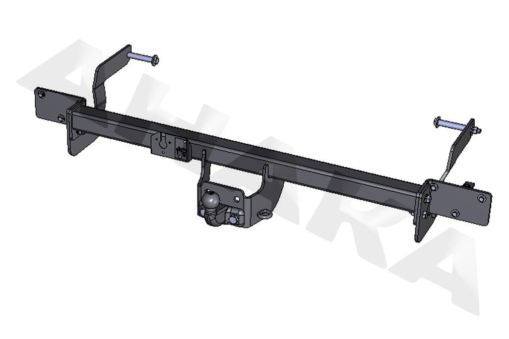 on Full Towbar Kit Towbar /& Electric 7pin 12N Citroen Jumper L1//L2//L3 2006