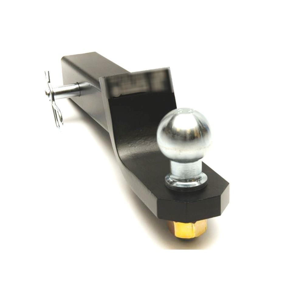 "Anhängerkupplung Adapter 2/"" 51x51mm HUMMER H1 H2 H3 Höhenverstellbar Anhängebock"