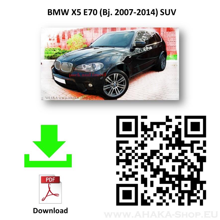 Anhängerkupplung für BMW X5 E70 Bj. 2007 - 2013 - günstig online kaufen