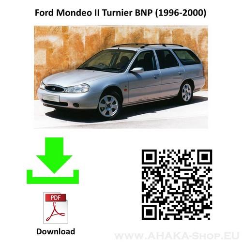 Anhängerkupplung für FORD MONDEO Turnier Kombi Bj. ab 1996 - 2000 - günstig online kaufen