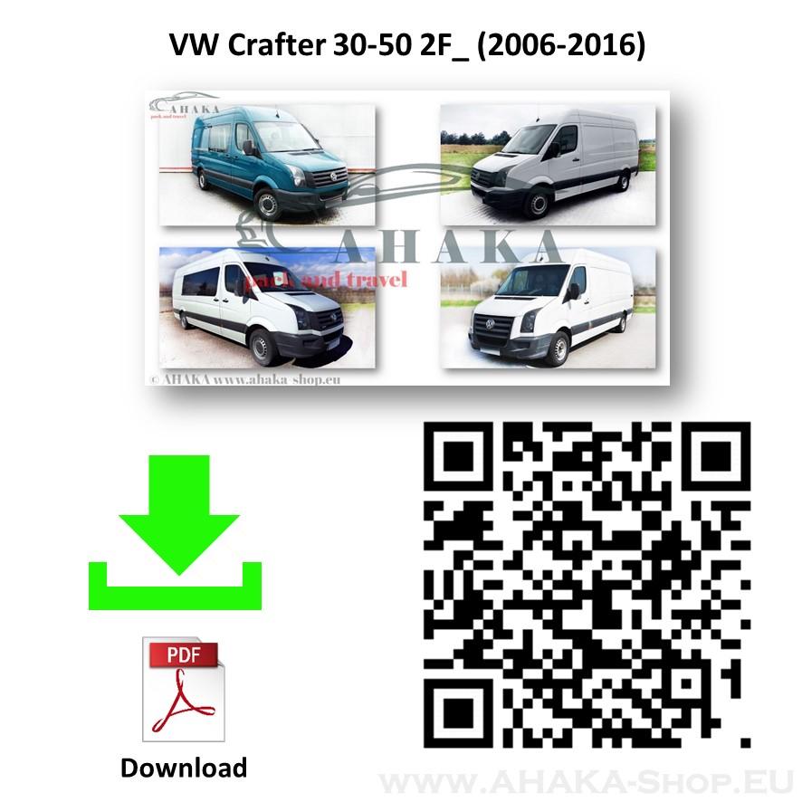 Anhängerkupplung für VW Volkswagen Crafter I Bus, Kasten, Pritsche Bj. 2006 - 2016 - günstig online kaufen