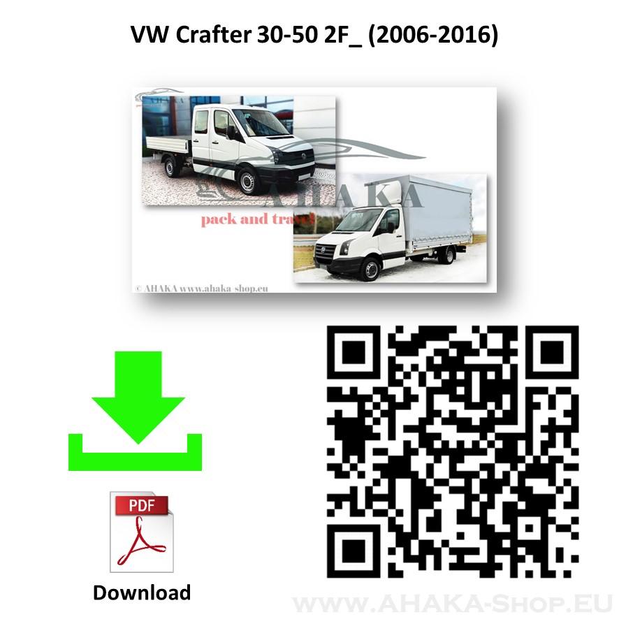 Anhängerkupplung für VW VOLKSWAGEN CRAFTER I Pritsche Bj. ab 2006 - 2016 - günstig online kaufen