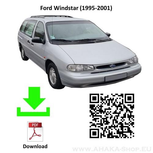 Anhängerkupplung für Ford Windstar Bj. 1995 - 2001 - günstig online kaufen