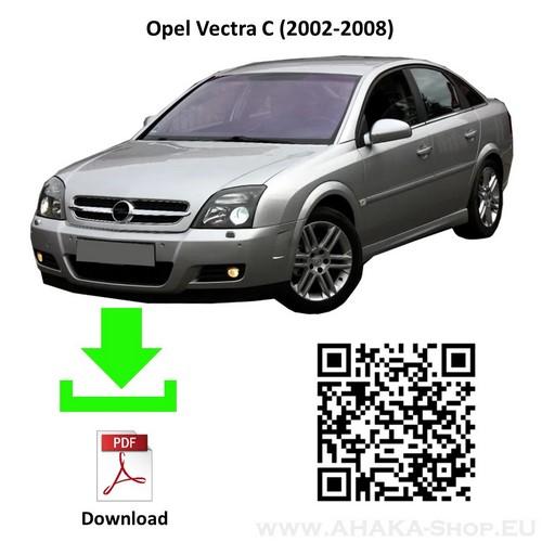 Anhängerkupplung für Opel Vectra C Schrägheck, Stufenheck Bj. 2002 - 2008 - günstig online kaufen