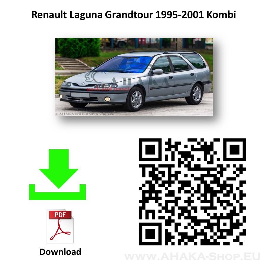 Anhängerkupplung für Renault Laguna I Grandtour Kombi Bj. 1995 - 2001 - günstig online kaufen