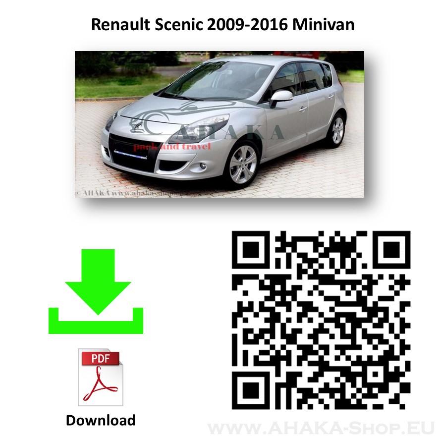 Anhängerkupplung für Renault Scenic III Bj. 2009 - 2016 - günstig online kaufen