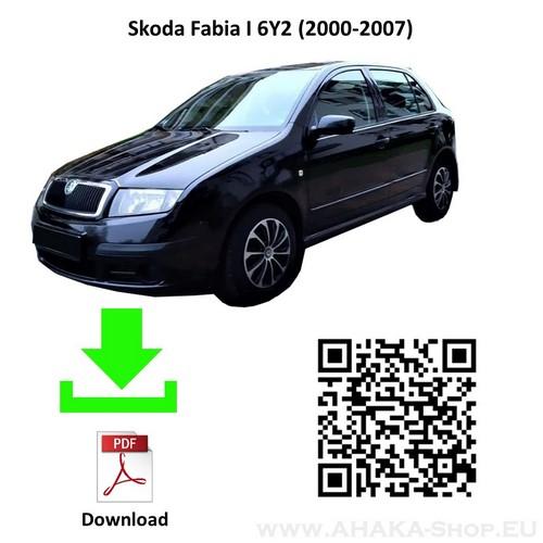 Anhängerkupplung für Skoda Fabia I Schrägheck Bj. 2000 - 2007 - günstig online kaufen