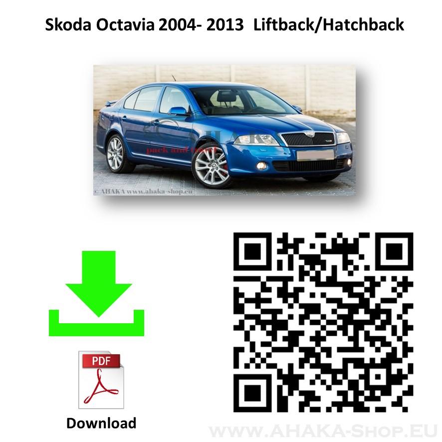 Anhängerkupplung für Skoda Octavia II Limousine, Schrägheck, Kombi Bj. 2004 - 2013 - günstig online kaufen