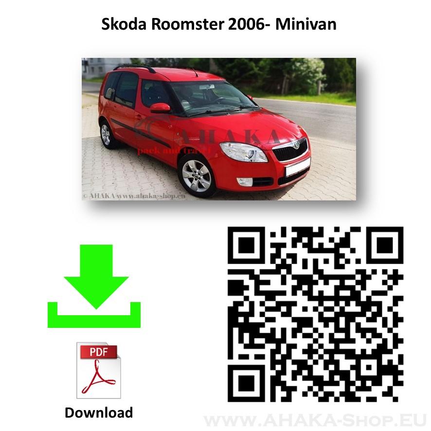 Anhängerkupplung für Skoda Roomster Bj. ab 2006 - günstig online kaufen