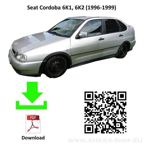 Anhängerkupplung für Seat Cordoba Coupe, Stufenheck, Vario, Kombi Bj. 1996 - 2002 - günstig online kaufen