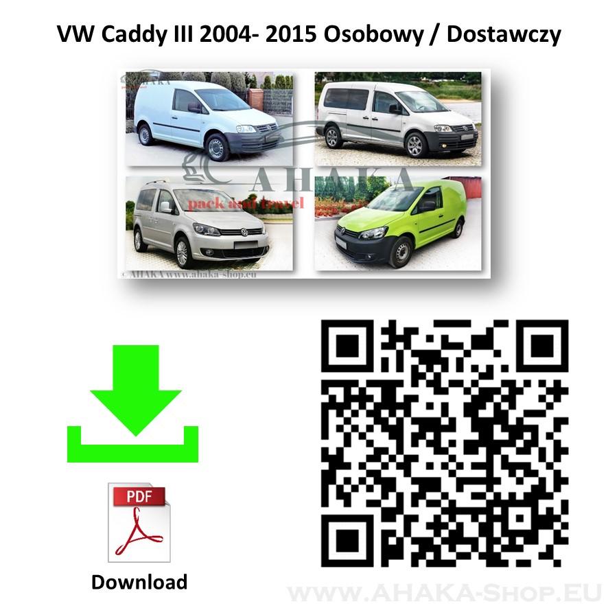 Anhängerkupplung für VW VOLKSWAGEN CADDY Bj. ab 2004 - - günstig online kaufen