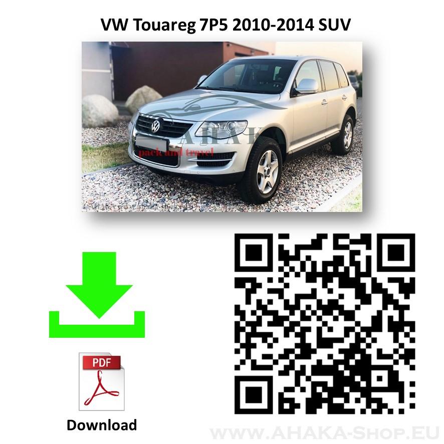Anhängerkupplung für VW Volkswagen Touareg Bj. 2002 - 2014 - günstig online kaufen