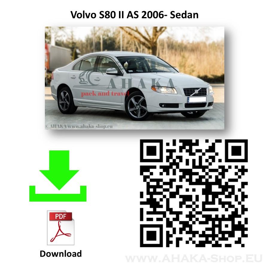 Anhängerkupplung für Volvo S80 Stufenheck Bj. ab 2006 - günstig online kaufen