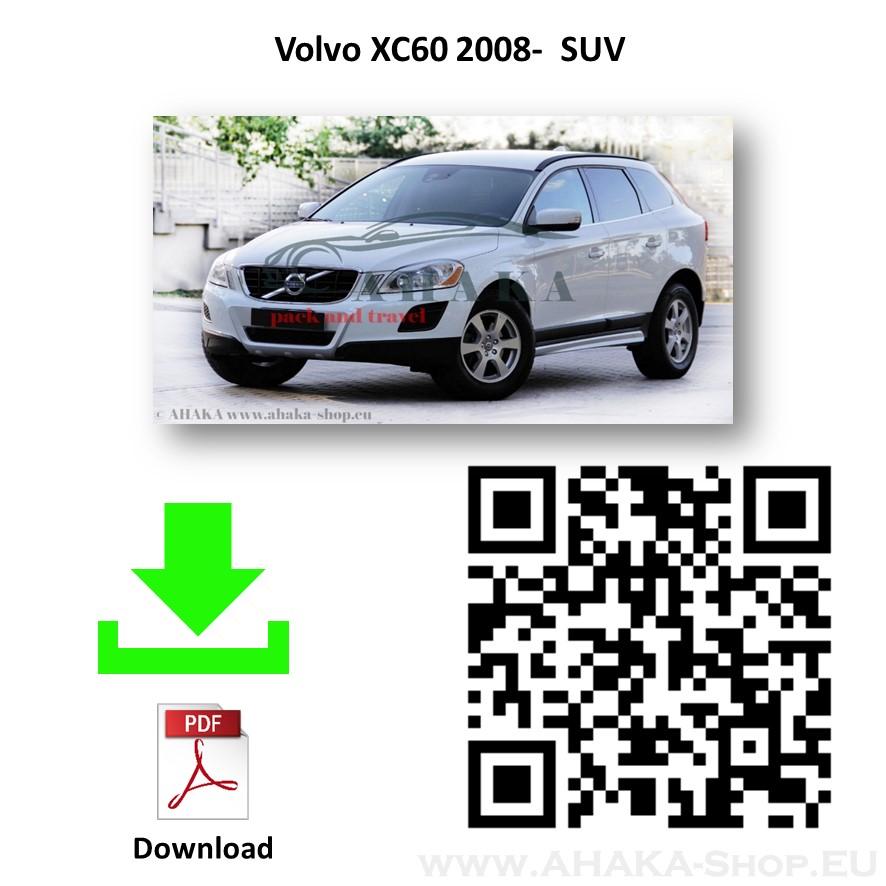Anhängerkupplung für Volvo XC60 Bj. ab 2008 - günstig online kaufen