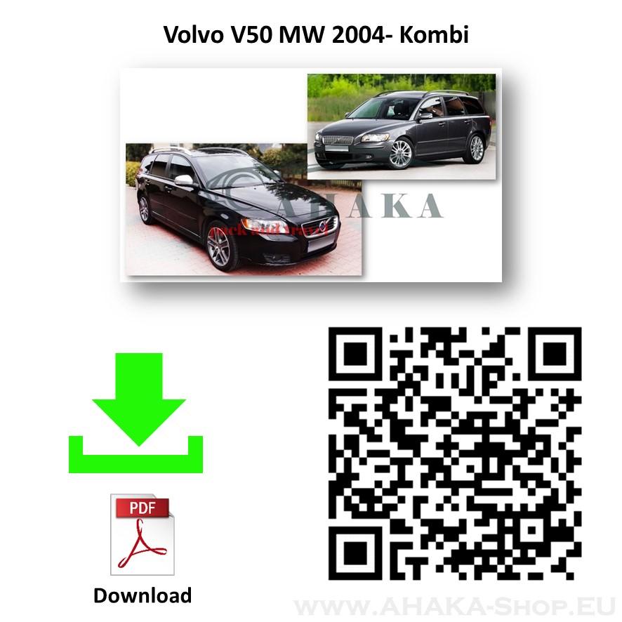 Anhängerkupplung für Volvo V50 Kombi Bj. ab 2004 - günstig online kaufen