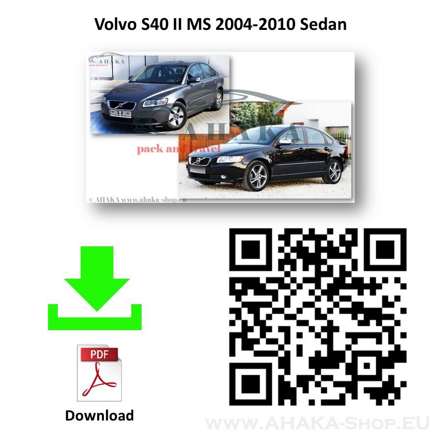 Anhängerkupplung für Volvo S40 Stufenheck Bj. ab 2003 - günstig online kaufen