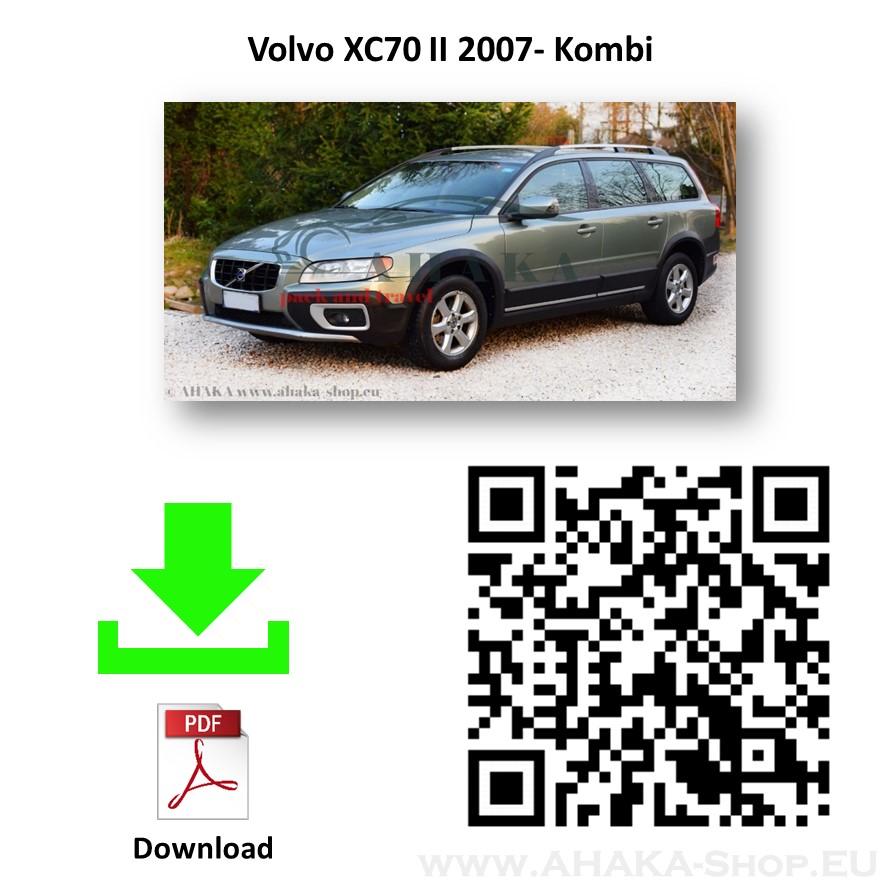 Anhängerkupplung für VOLVO XC70 Bj. ab 2007 - 2015 - günstig online kaufen