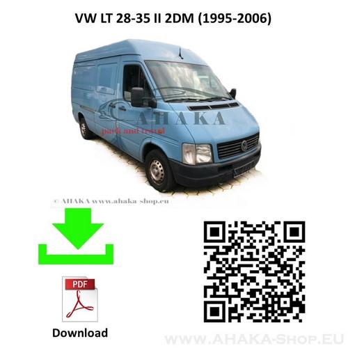 Anhängerkupplung für VW VOLKSWAGEN LT 28-35 Bus, Kasten Bj. ab 1995 - 2006 - günstig online kaufen