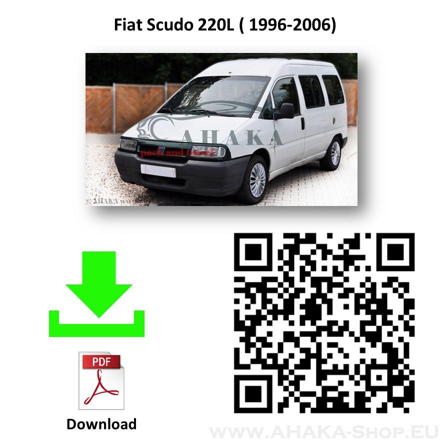 Anhängerkupplung für FIAT Scudo / Ulysse I Bj. ab 1996 - 2007 - günstig online kaufen