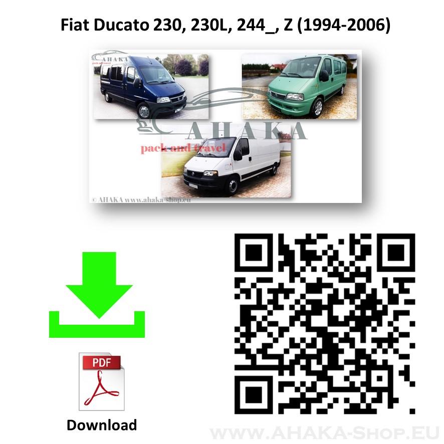 Anhängerkupplung für Fiat Ducato II Bj. 1994 - 2006 - günstig online kaufen