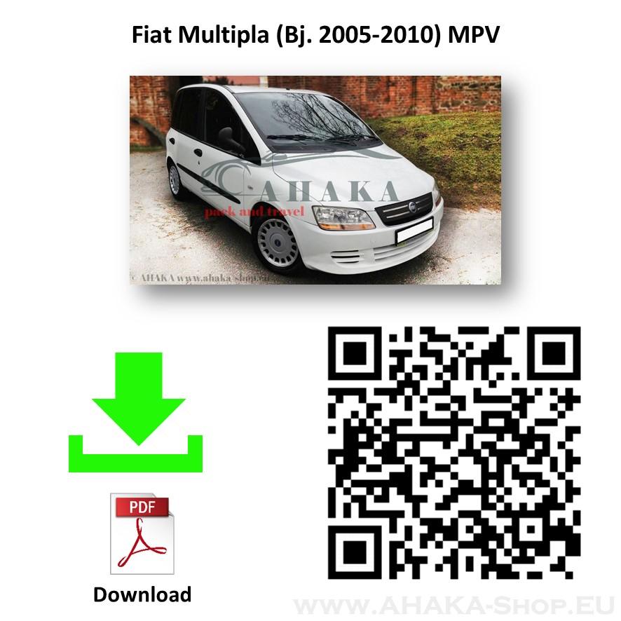 Anhängerkupplung für Fiat Multipla II Bj. ab 2004 - günstig online kaufen