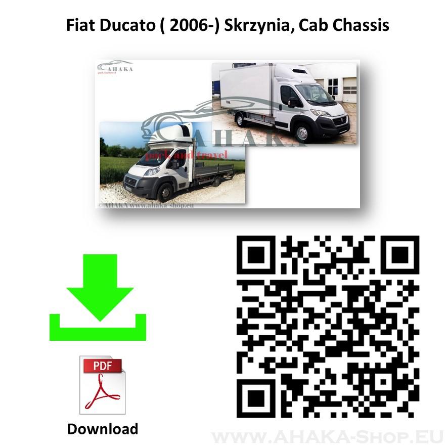 Anhängerkupplung für Fiat Ducato L1, L2, L3 Pritsche Bj. ab 2006 - günstig online kaufen