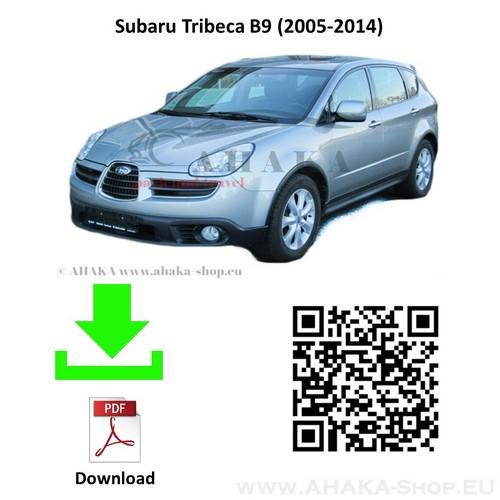 Anhängerkupplung für Subaru Tribeca Bj. 2005 - 2014 - günstig online kaufen