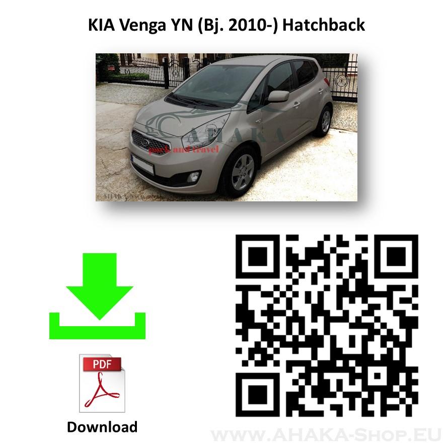 Anhängerkupplung für Kia Venga Bj. ab 2009 - günstig online kaufen