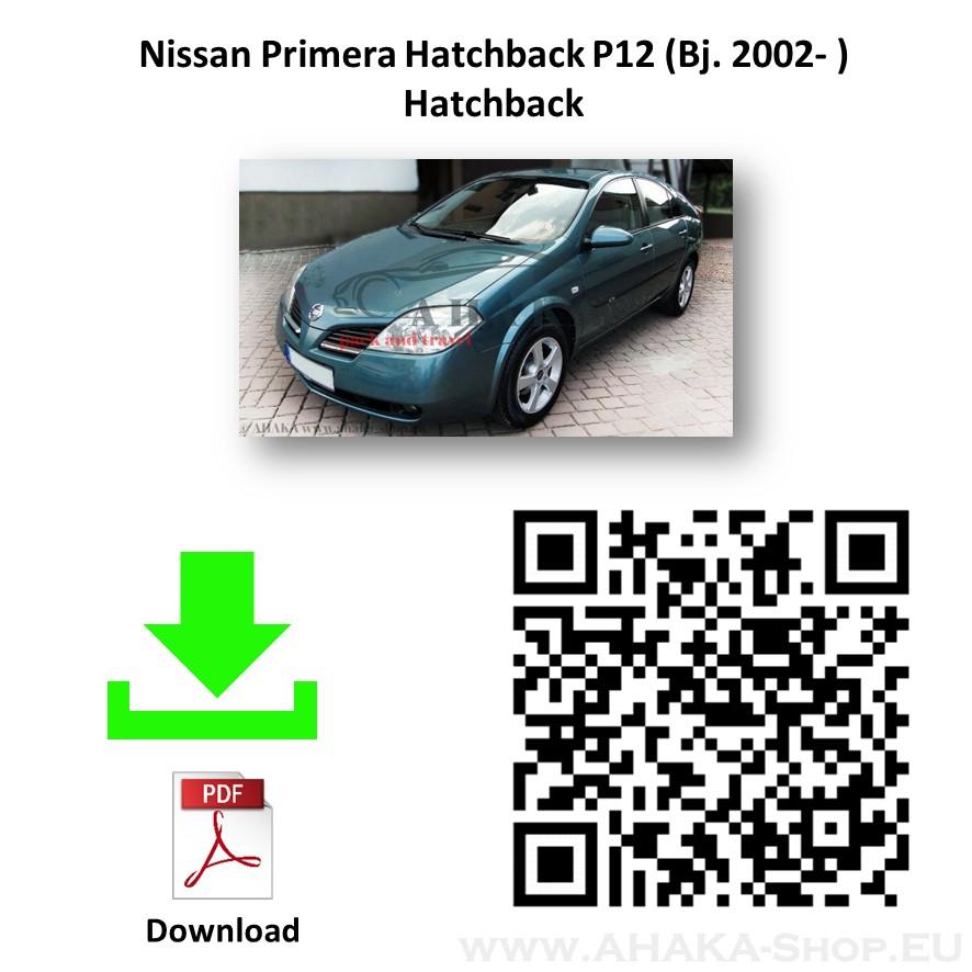 Anhängerkupplung für Nissan Primera Stufenheck, Schrägheck Bj. 2002 - 2007 - günstig online kaufen