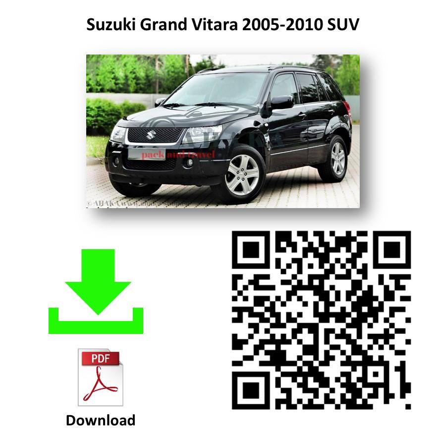 Anhängerkupplung für Suzuki Grand Vitara JT Bj. 2005 - 2015 - günstig online kaufen